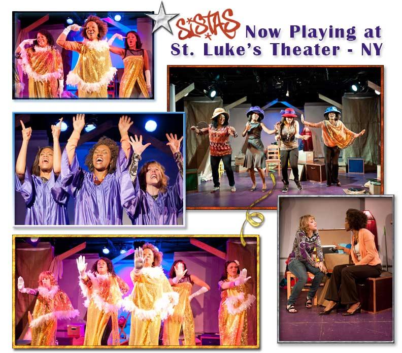 Cast & Crew – Sistas the Musical